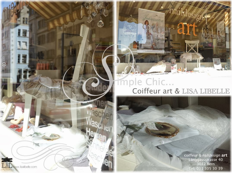 ZAUBERHAFTE Jahreszeiten ist Gast bei Coiffeur art