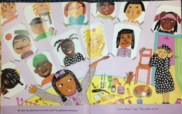 Creating a Thoughtful Classroom, Picture Books that Inspire Selfportraits