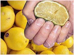 فوائد الليمونة المعصورة