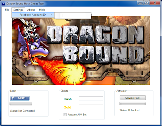 dragonbound hack