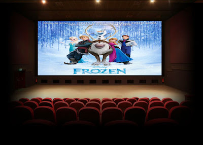 Frozen -Movie Review-