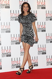 Minnie Driver at the Elle Style Awards