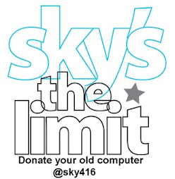 Donate your old computer @sky416