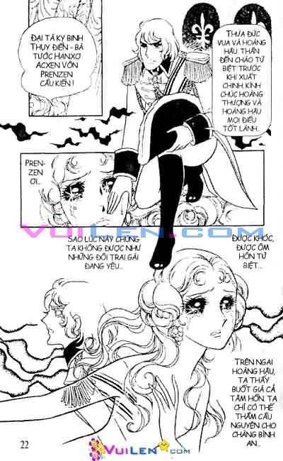 Hoa Hồng Véc-Xây Chapter 5 - Trang 21