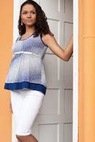 Foto moda gravidez
