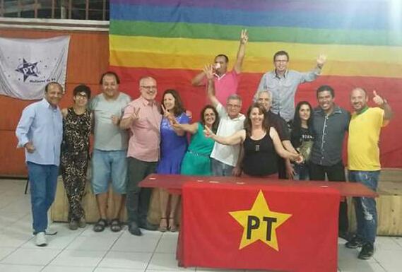 Itamar Santos, na luta!!