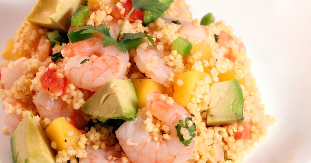10 Best Fresh Green Salad With Shrimp Recipes - Yummly