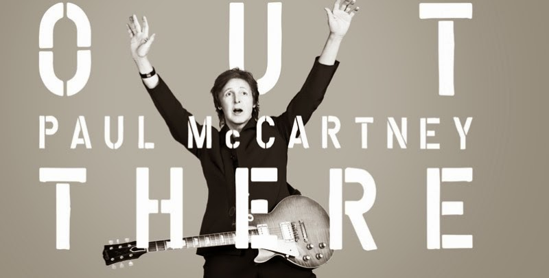 PAUL McCARTNEY LIVE!