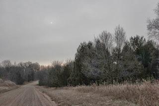 "December's ""cold sun"""
