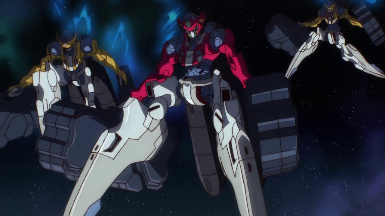 Resoconto Gundam Reconguista in G ep 11