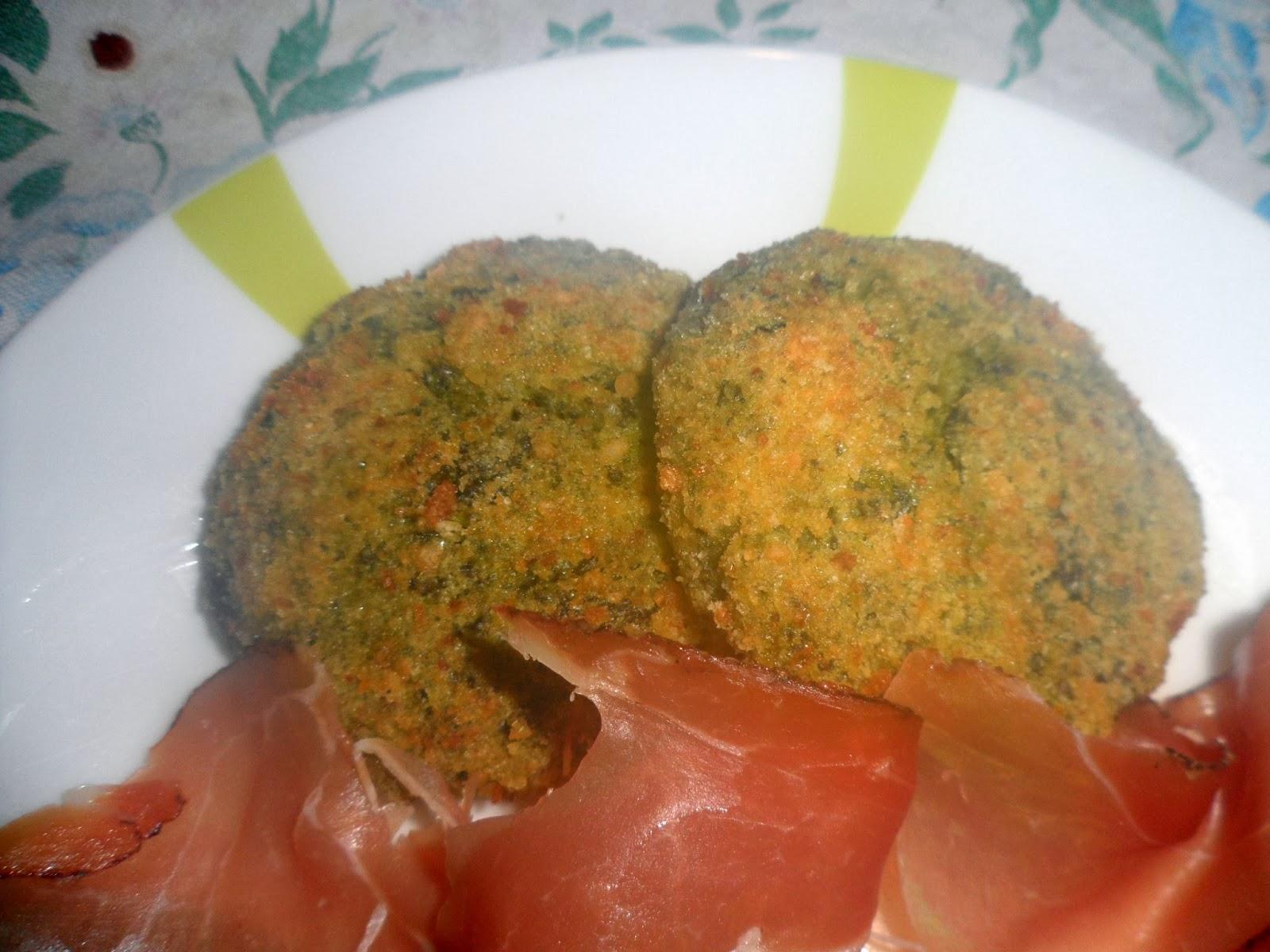 Polpette di broccoli al forno o fritte