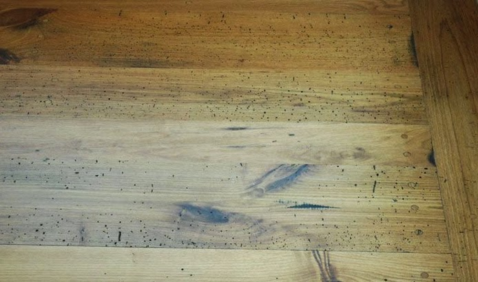 solid wood flooring vs laminate flooring