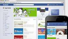 Facebook lanzará App Center, su tienda de aplicaciones