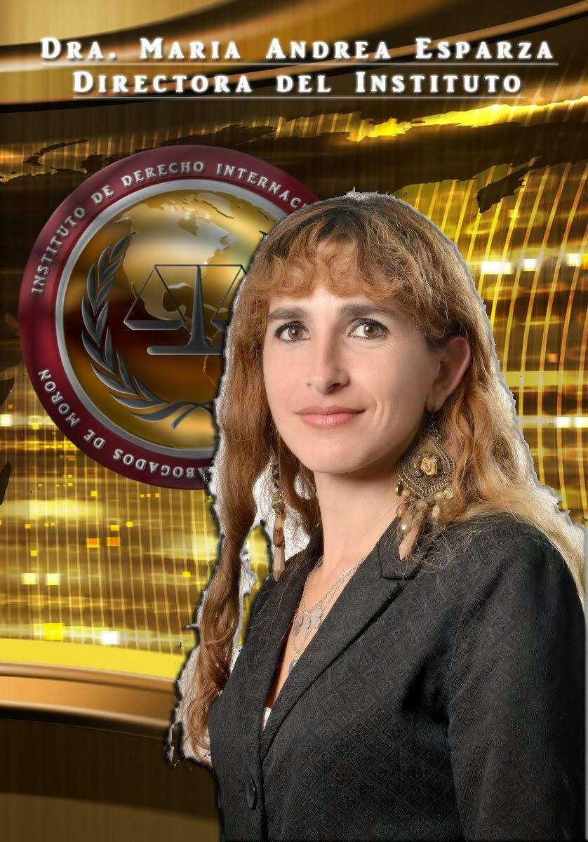 Directora del Instituto