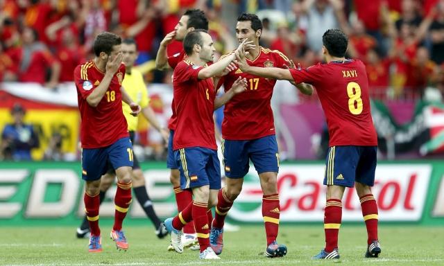 España jugará la final de la Copa Confederaciones ante Brasil