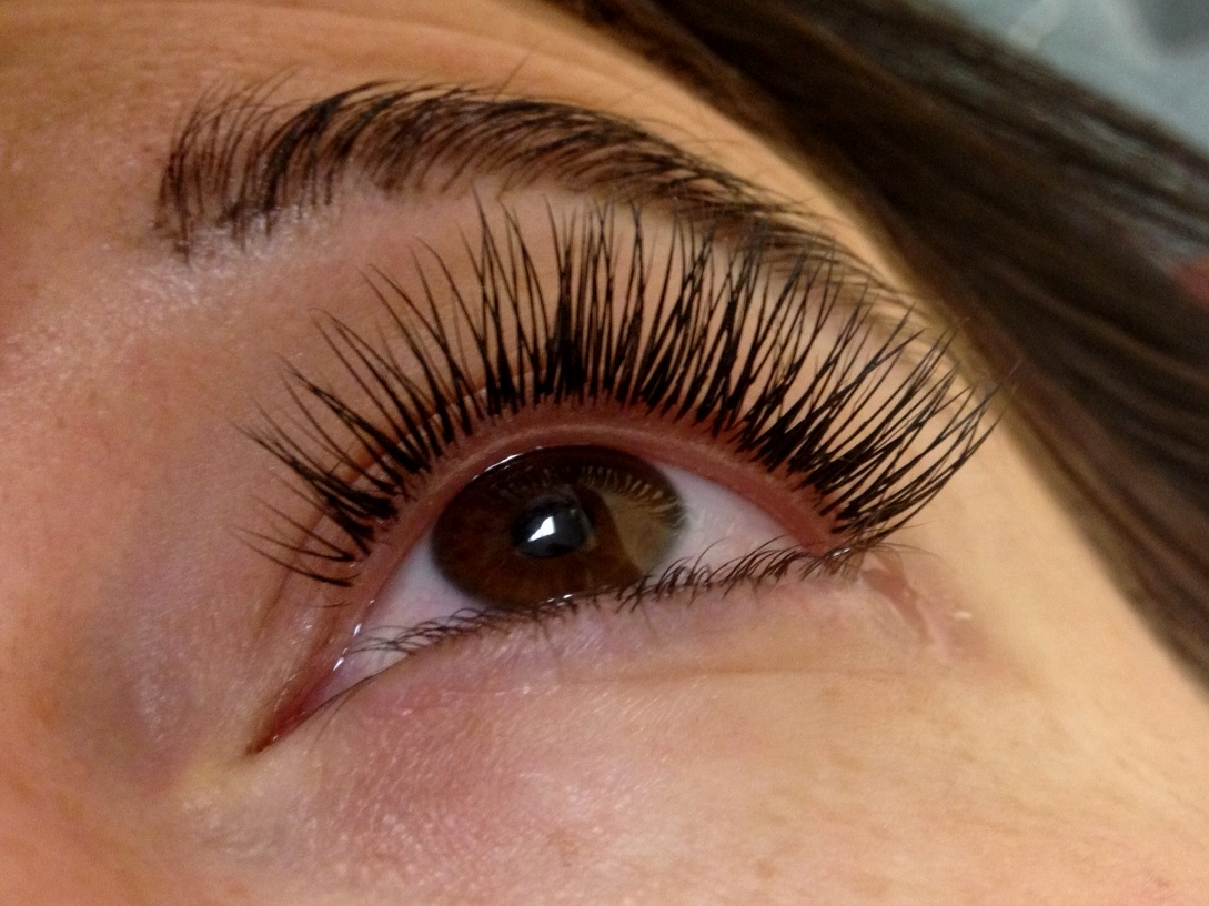 Jessica Jean Myers Eyelash Extensions Review Eyelash Canada