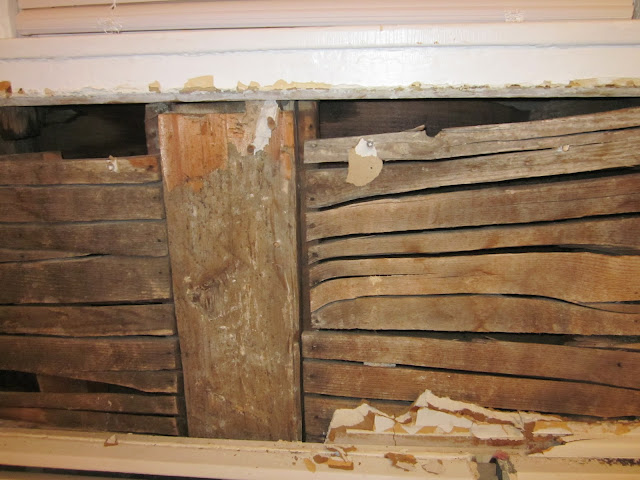 Old Exeter House Lath