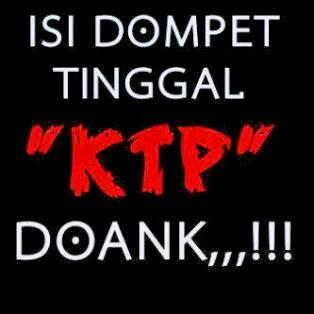 DP BBM Kangen Lucu