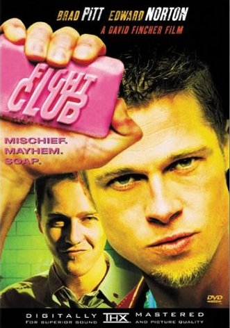 fight club, movies, brad pitt, david fincher