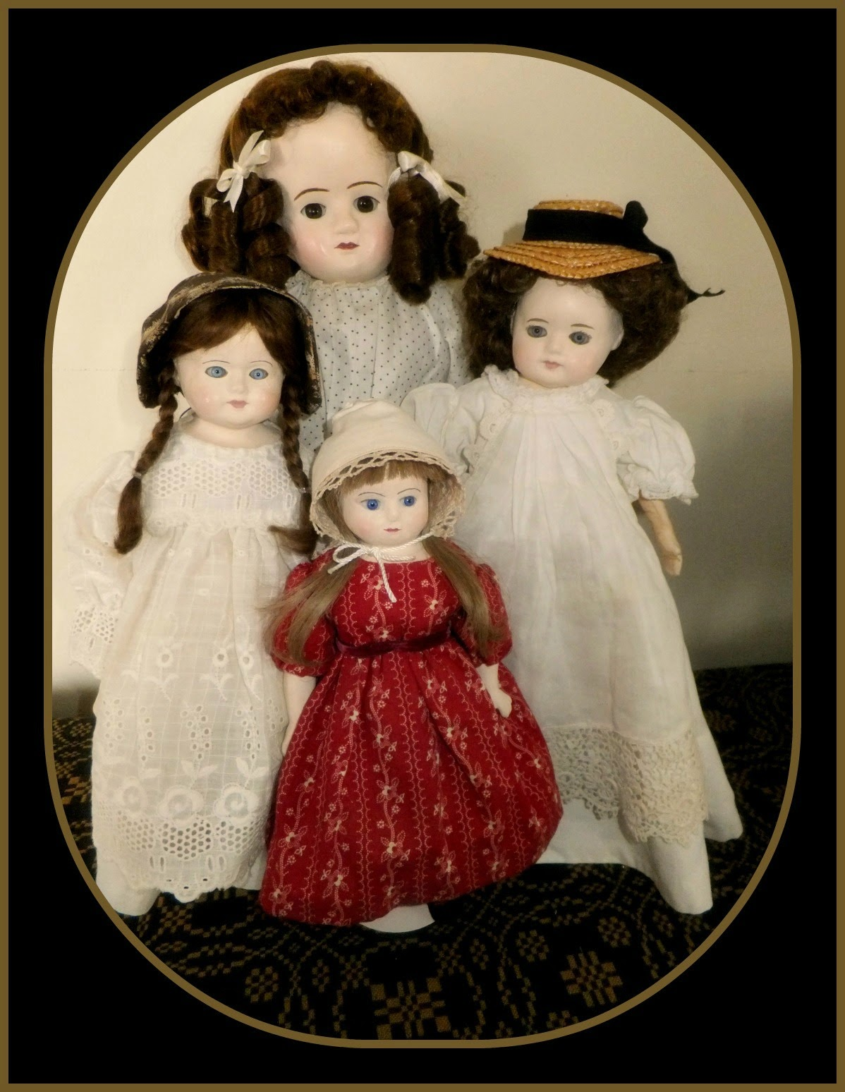 Restoration  Dolls
