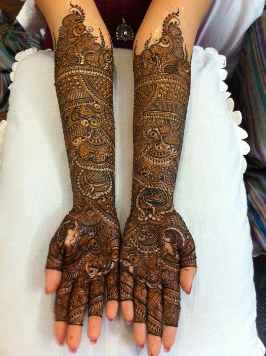 mehndi design book