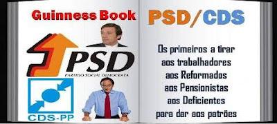 salários de luxo politica portugal