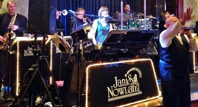 "Janis Nowlan Band Chosen NBC ""America's 15 Best Wedding Bands"""