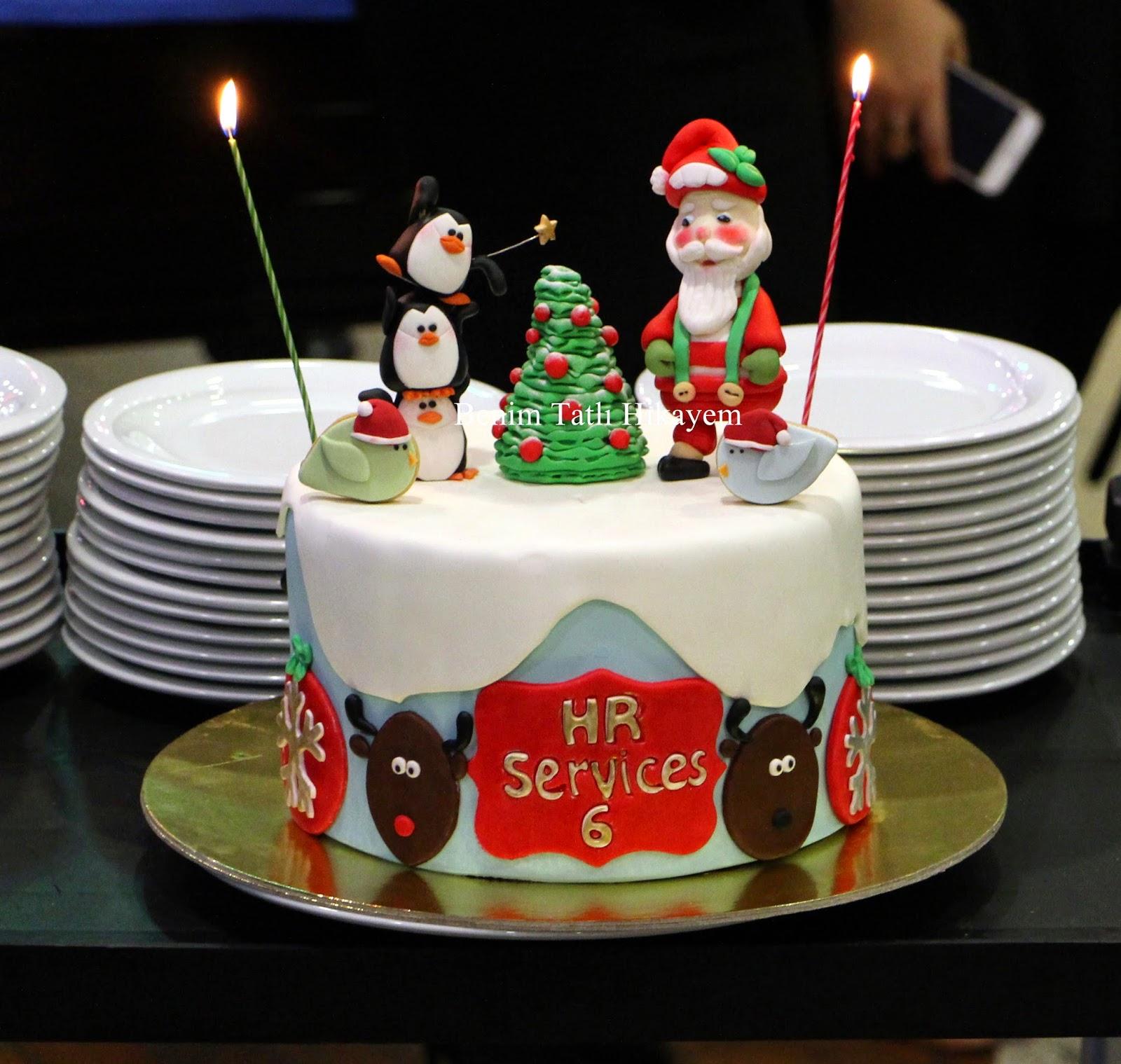 yeni yıl pastası siparişi
