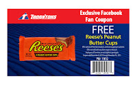 Free Reeses Peanut Butter Cups