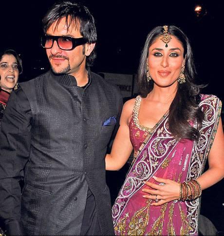 bollywood kareena kapoor and saif ali khan wedding planning