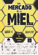 VII Mercado de la Miel en Tejares de Fuentidueña (Segovia)