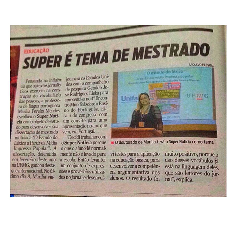 No Jornal Super
