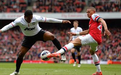 Multibet88 - Moments Matchday 35 Liga Primer Inggris 2012/13