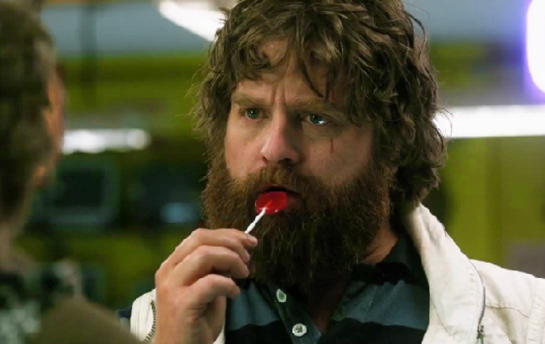 Zach Galifianakis  The Hangover Part III  2013 Zach Galifianakis Hangover