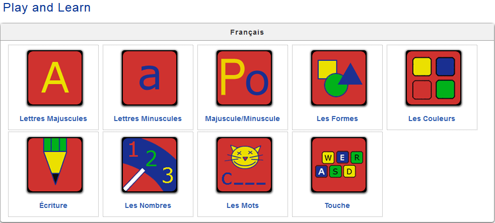 http://www.literacycenter.net/play_learn/french-language-games.php#