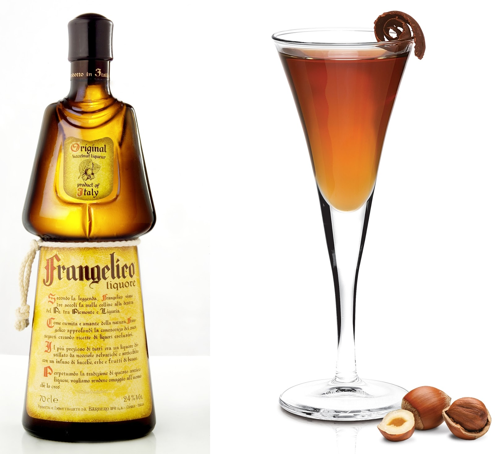 Frangelico Truffle Cocktail Recipes — Dishmaps