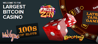 Bitcoin Casino Slot