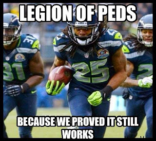 legion of peds. because we proved it still works