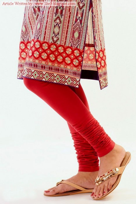 Cambridge - Zeen Tights/Churidar Trouser Collection