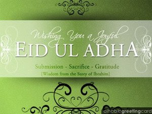 Islamic wallpaper picture - Adha Wallpaper Greating 2