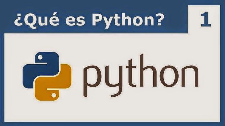 Descripción del Lenguaje de Programación Python