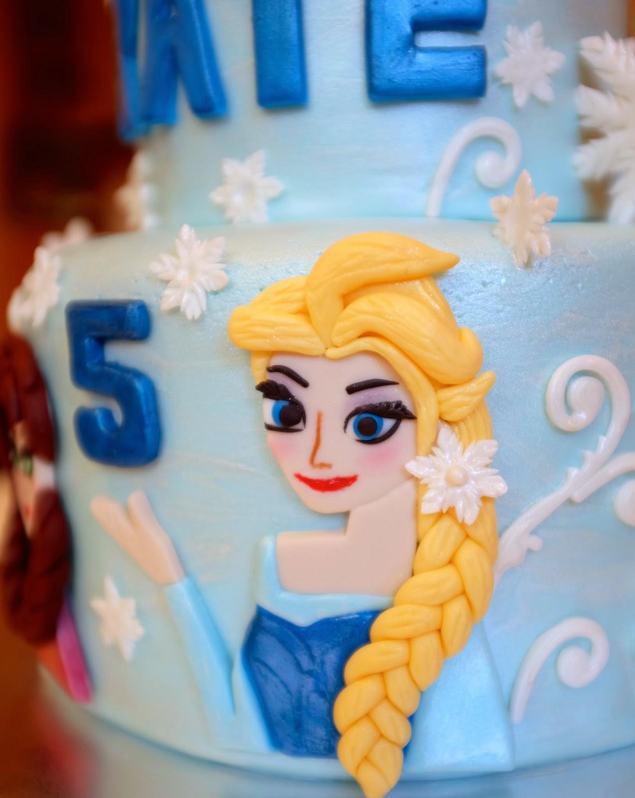 Kates Frozen Cake Simply Homemade Cakes