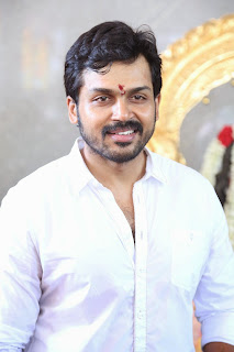 Karthi in PVP Cinema new movie launch photos