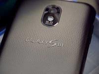 Samsung Galaxy S3 | Ponsel Android Pertama Dengan Prosesor Quad Core