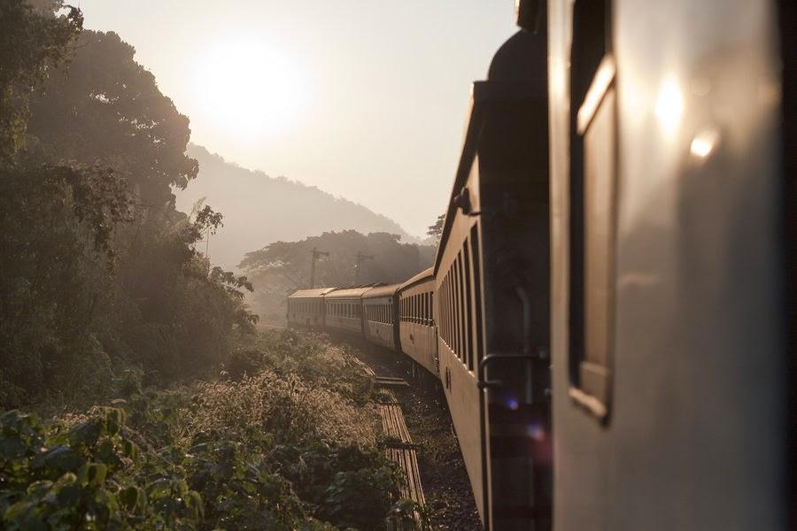 Bangkok A Chiang Mai En Tren Informacion Y Horarios
