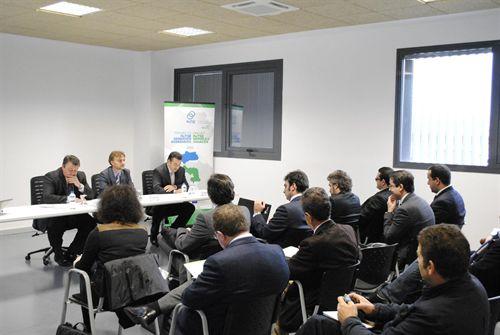 La Junta acerca el mercado marroquí a unas 30 empresas a través de unas jornadas de trabajo en el PCTH