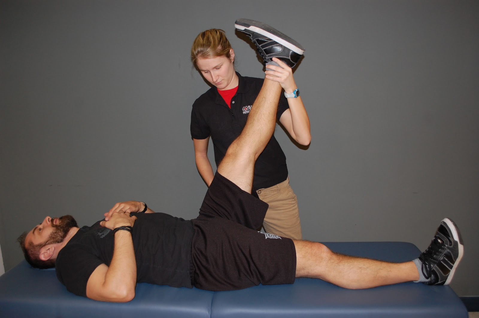 Lumbar and SI Joint Special Tests: Straight Leg Raise Test