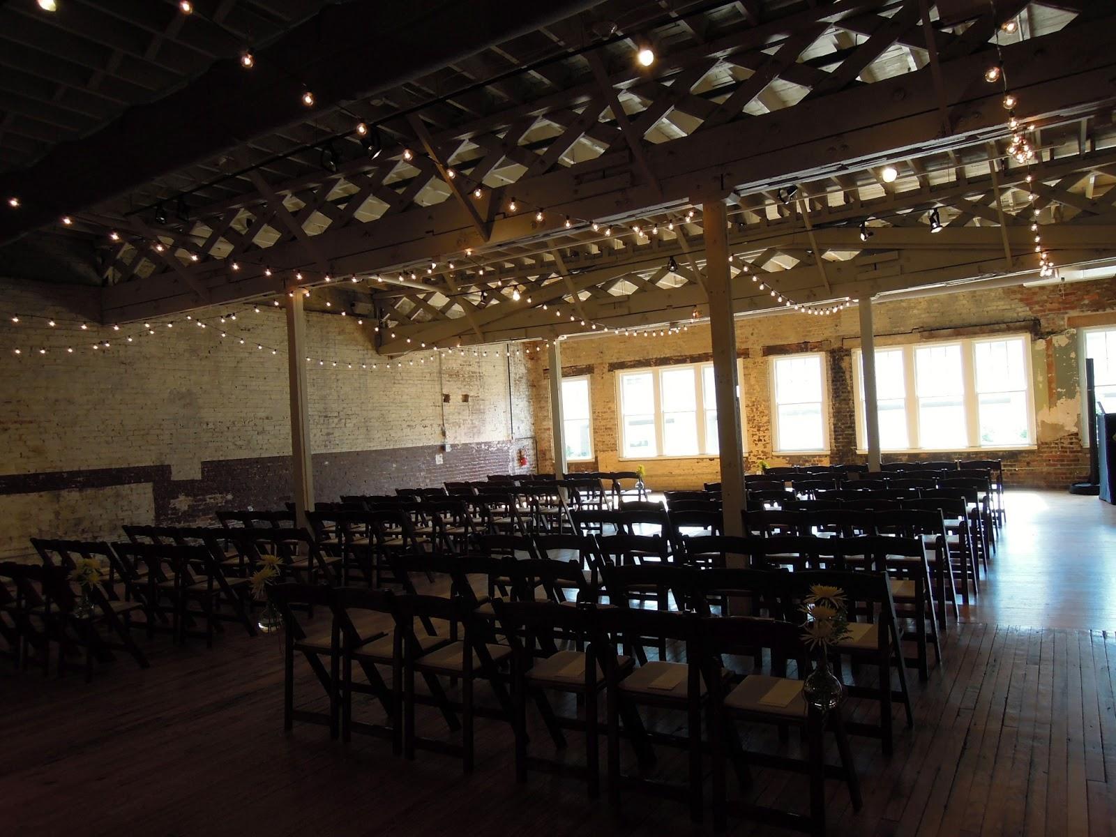 Raleigh Wedding Blog Amanda and David Wed at The Stockroom