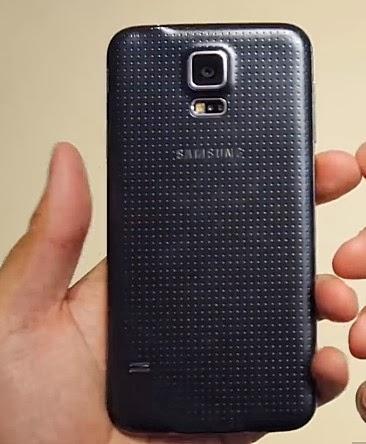 Samsung Galaxy S5 Back, Samsung Galaxy S5 Philippines