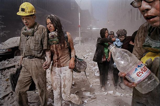 Remembering September 11th ~ vintage everyday